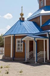 Прикрепленное изображение: Алтарная апсида Никольского собора в городе Георгиевск.jpg