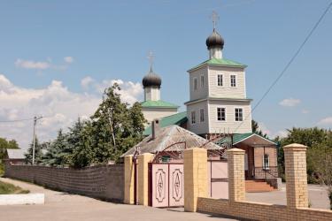 Прикрепленное изображение: Церковь святого Георгия в городе Георгиевск.jpg