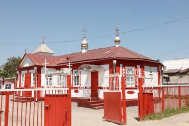 Прикрепленное изображение: Архангельская церковь (молитвенный дом) в станице Незлобная.jpg
