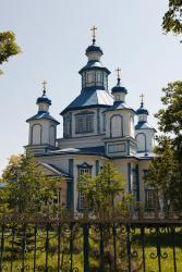 Прикрепленное изображение: Церковь Рождества Пресвятой Богородицы в станице Лысогорская 5.jpg