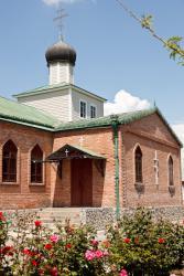Прикрепленное изображение: Основной объем церкви святого Георгия в городе Георгиевск.jpg