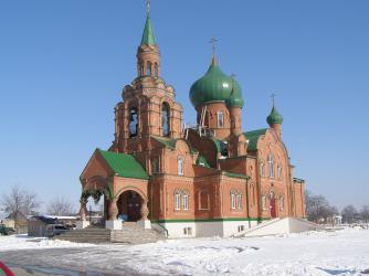 Прикрепленное изображение: Незлобная - храм Архистратига Михаила.JPG