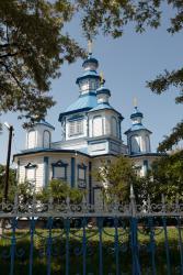 Прикрепленное изображение: Церковь Рождества Пресвятой Богородицы в станице Лысогорская 2.jpg