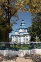Прикрепленное изображение: Церковь Рождества Пресвятой Богородицы в станице Лысогорская 1.jpg