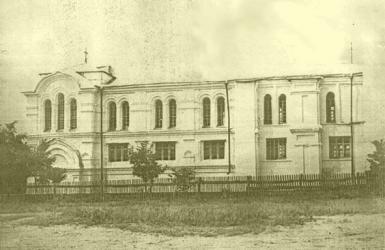 Прикрепленное изображение: Подгорненская церковь 1952-1954 г.jpg