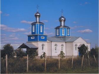 Прикрепленное изображение: Подгорненская церковь - 2004 год.jpg