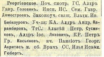 Прикрепленное изображение: Кавказский календарь на 1915, стр.327-328(ГорУч_ВысНачУч).JPG